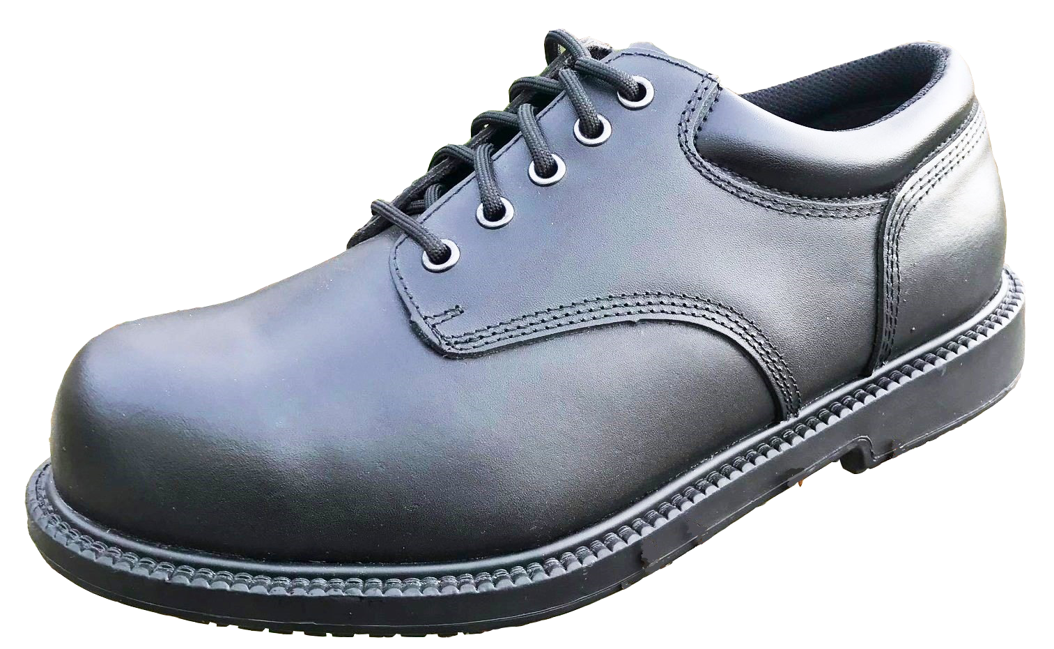 5350E SAFETY OXFORD SHOE BLACK S2