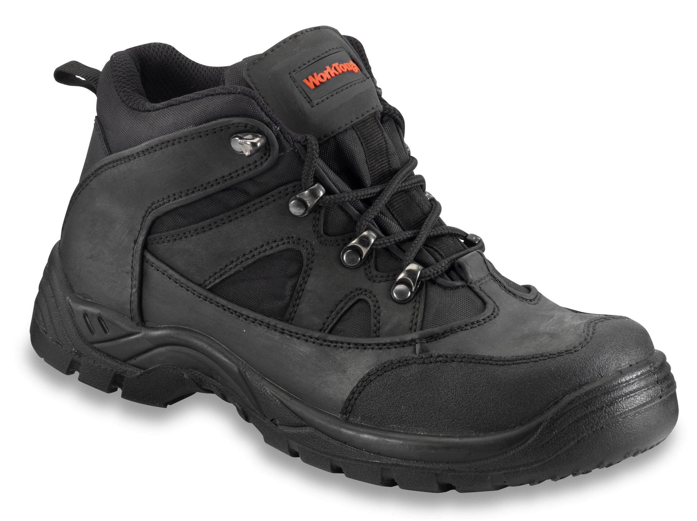 73SM WORKTOUGH 73SM MID CUT BLACK B
