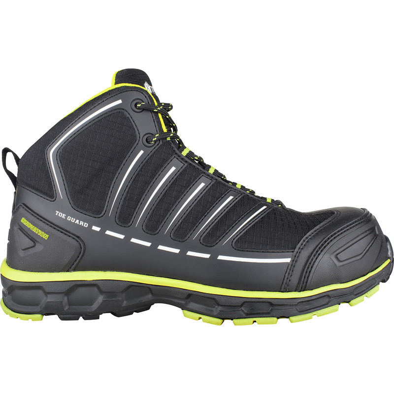 TG80520 SOLID GEAR JUMPER BLACK BOOT