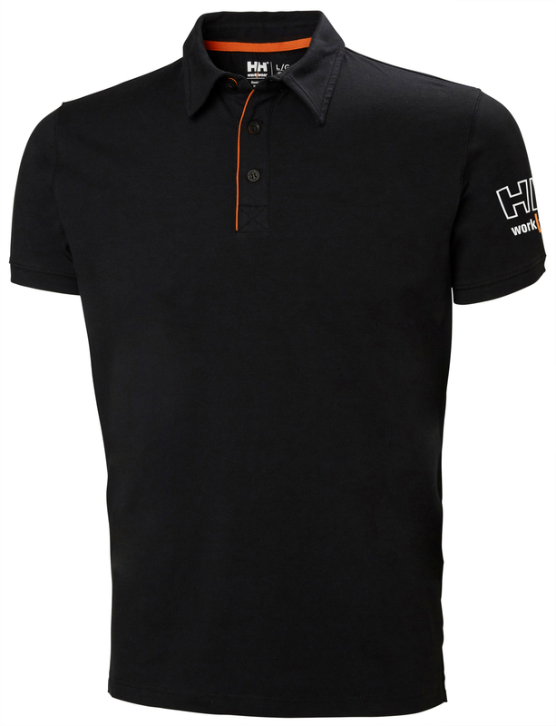 79241-990 KENSINGTON POLO SHIRT BLACK