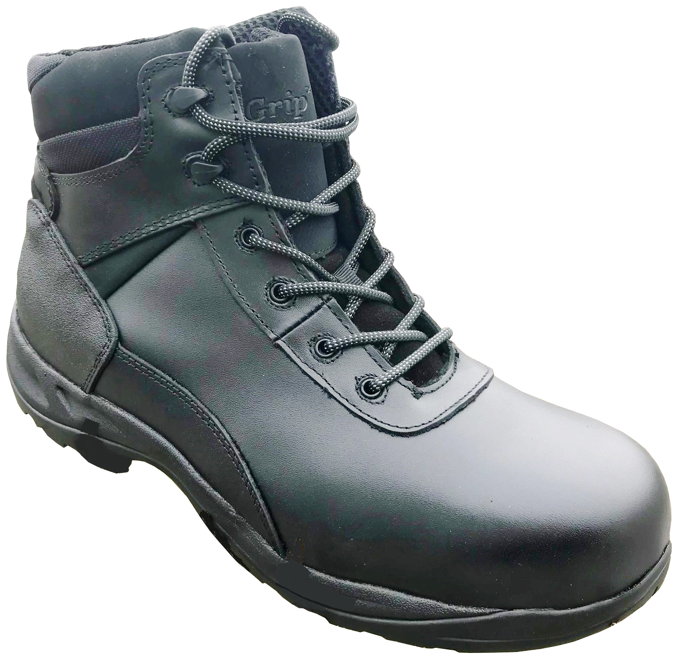 K56580 CHAMPION COMPOSITE BLACK BOOT