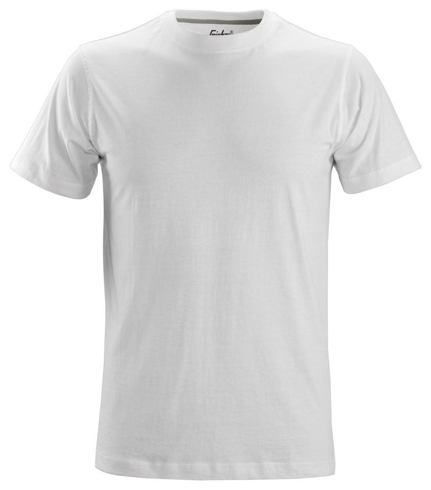 25020900 CLASSIC T-SHIRT WHITE