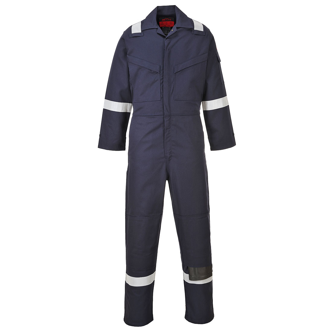 AF53/N ARAFLAME GOLD COVERALL NAVY