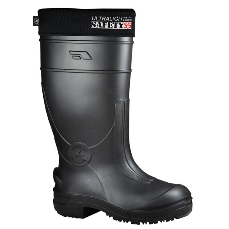 SAF5/S5/B ULTRALIGHT SAFETY S5 SRC BLACK