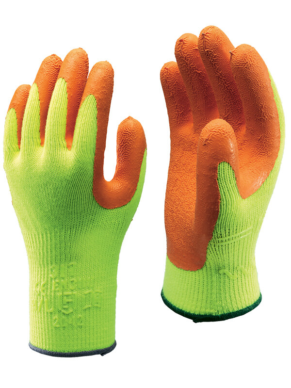 SHO317 SHOWA 317 HI-VIS LATEX GRIP