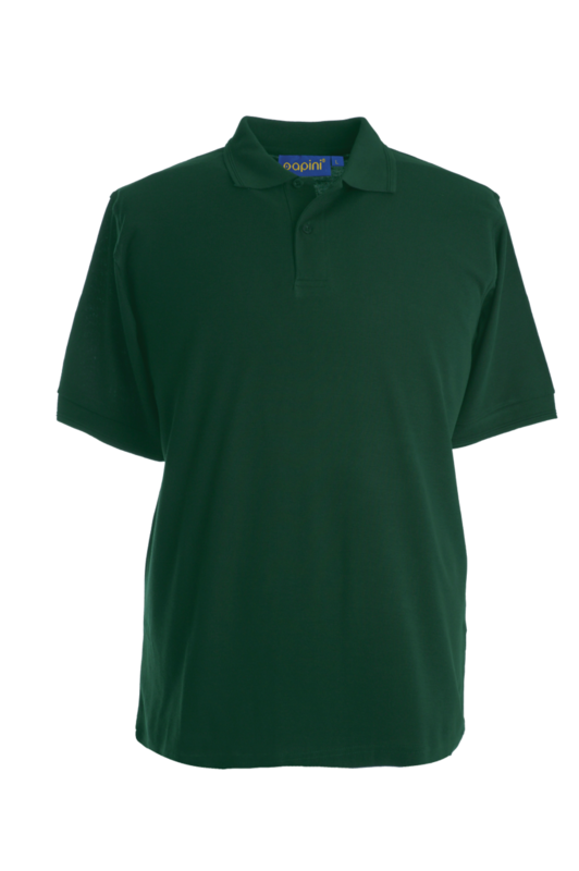 CPKK POLOSHIRT BOTTLE GREEN PAPINI