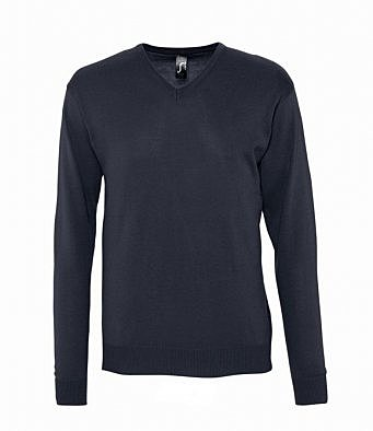 90000/N V NECK SWEATER NAVY