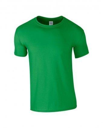 GD01/IG SOFTSTYLE T-SHIRT IRISH GREEN
