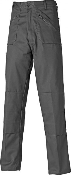 Dickies Redhawk Action Work Trousers 46 EU Grey 32R Grey