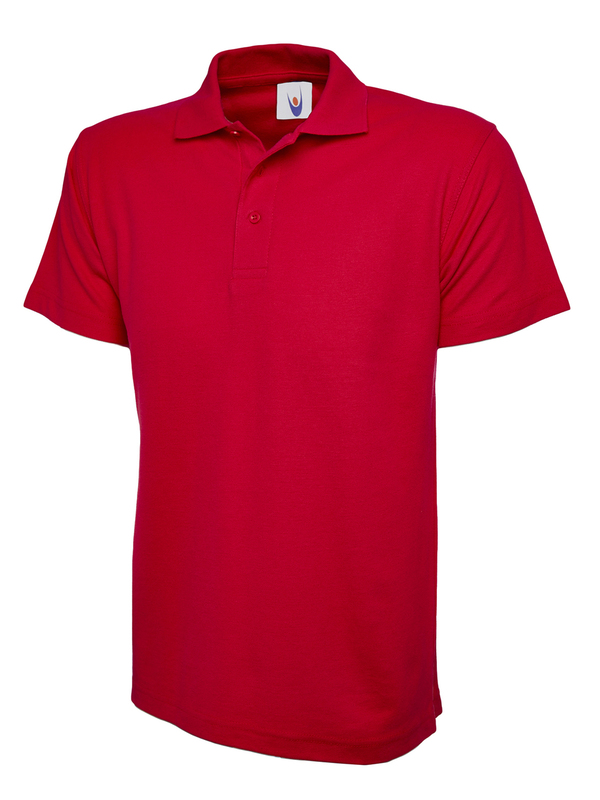 UC101/D CLASSIC POLO RED