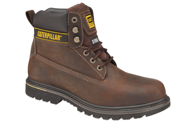 "HOLTON/T CAT HOLTON/T BROWN 6"" BOOT SB"