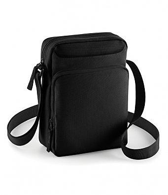 BG30/L ACROSS BODY BAG BLACK