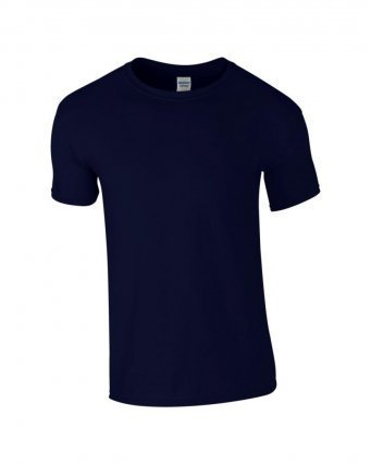 GD01/N SOFTSTYLE T-SHIRT NAVY