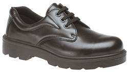 M361A SAFETY SHOE BLACK MID SOLE