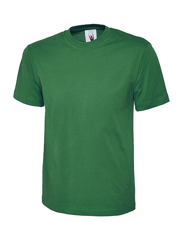 UC301/KG CLASSIC T-SHIRT KELLY GREEN