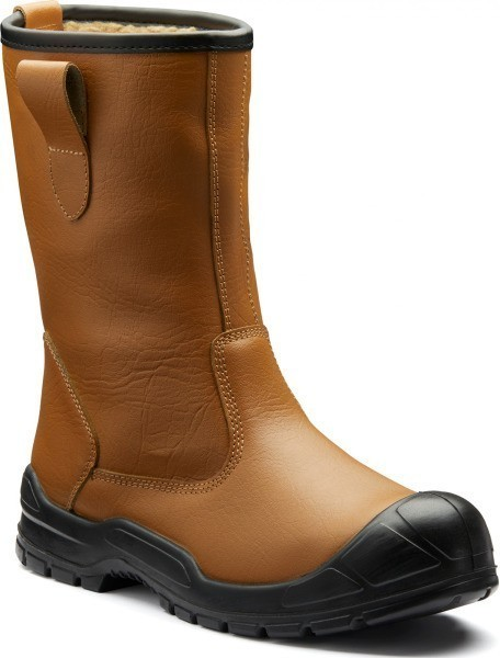 FA23350 DICKIES LINED RIGGER BOOT S3