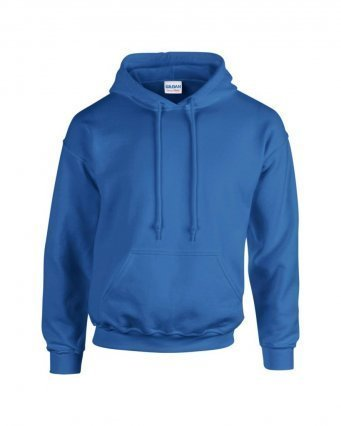 GD57/R HOODED SWEATSHIRT ROYAL