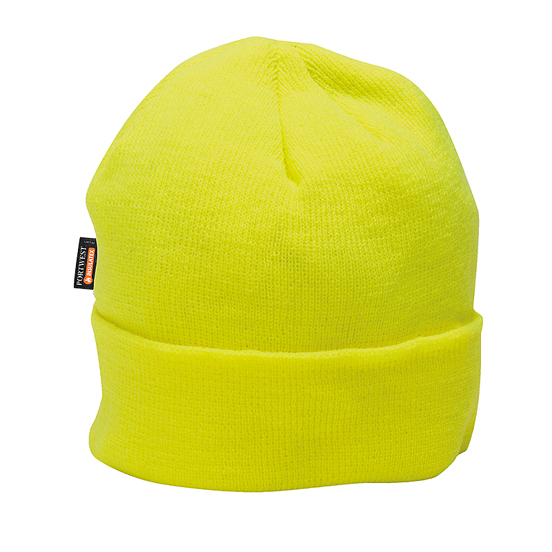 B013/Y INSULATED KNITTED LINED HAT