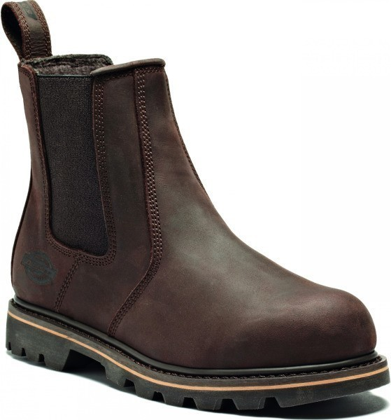 FD9214/CH FIFE DEALER BOOT NUBUCK