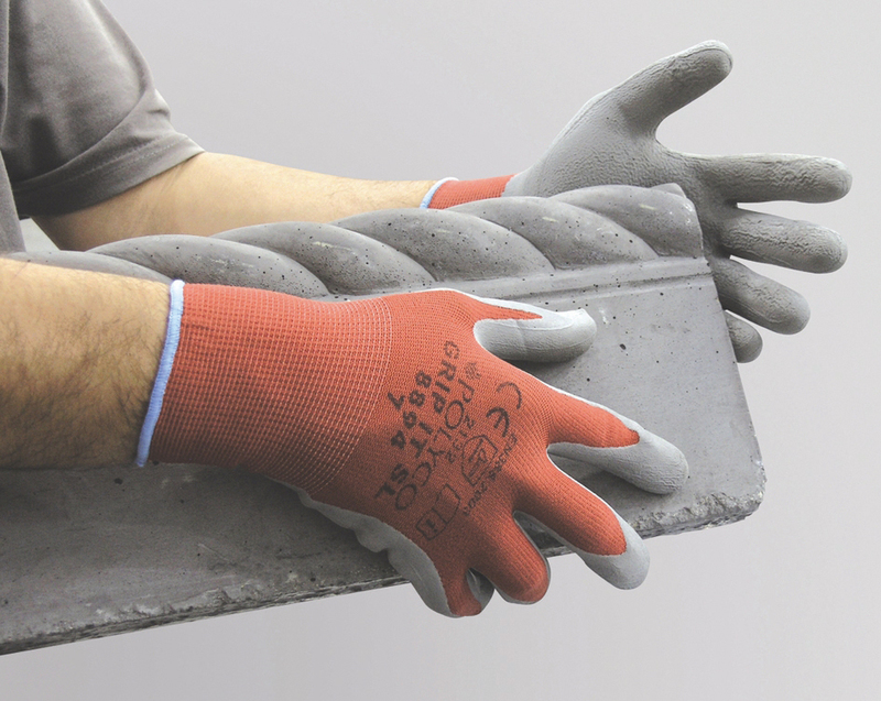 8897 GRIP IT DRY GLOVES