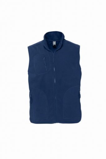 51000/N NORWAY FLEECE BODYWARMER NAVY