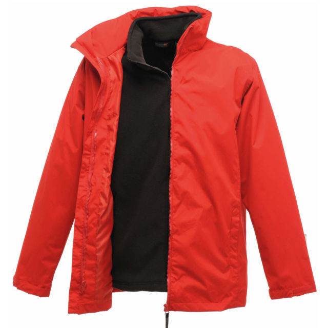 TRA150/D CLASSIC 3-IN-1 JACKET RED