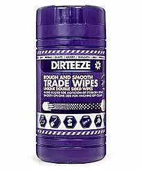 DGPCL80 DIRTEEZE ROUGH & SMOOTH WIPES