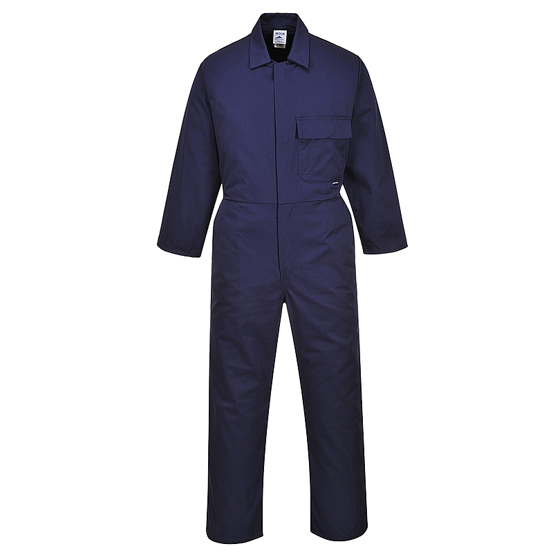 C802/NT STANDARD COVERALL NAVY TALL