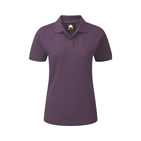 1160-10/P LADIES WREN POLO PURPLE