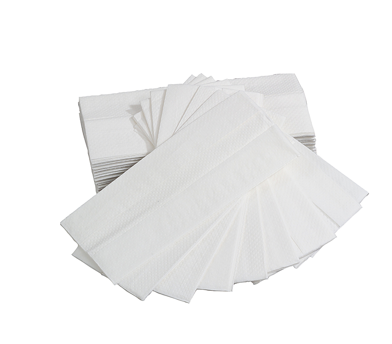 0126P19/2 2 PLY WHITE C FOLD HAND TOWELS