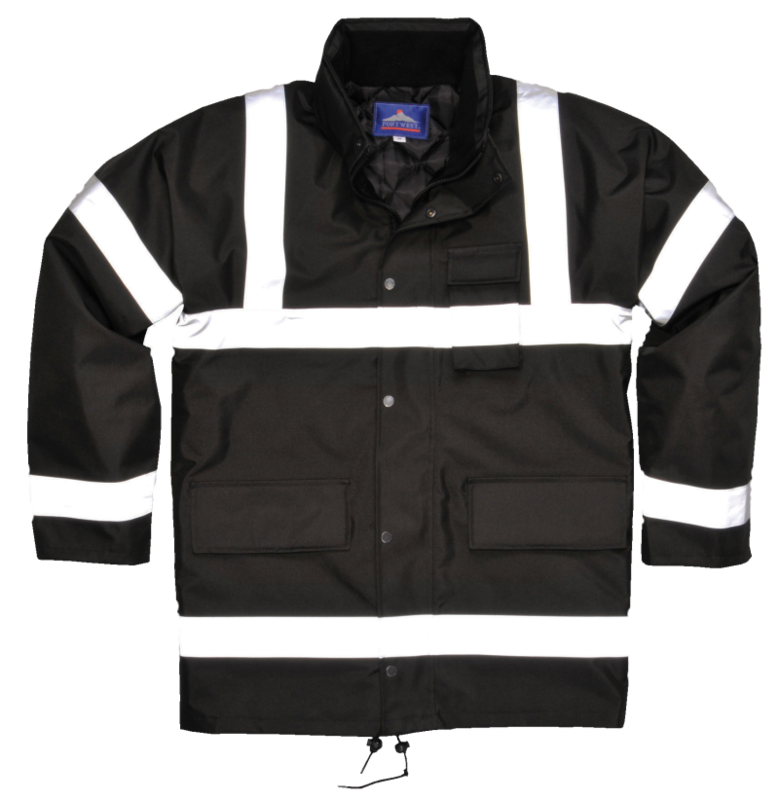 S433/L IONA LITE JACKET BLACK WITH