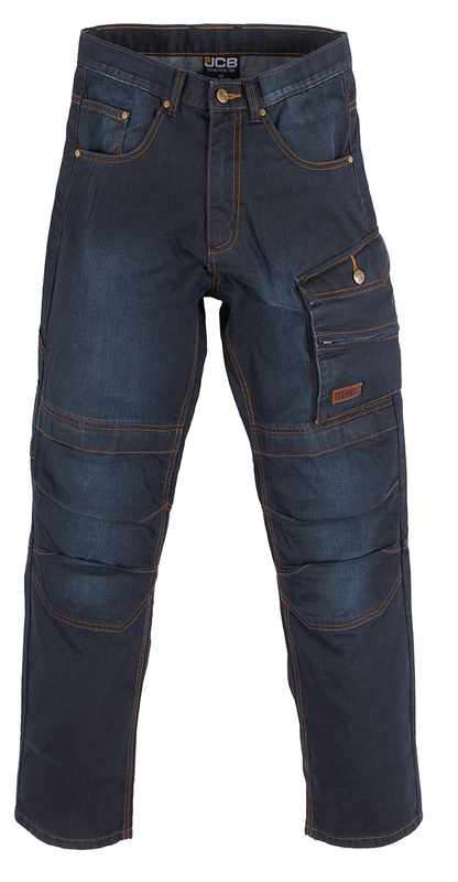 D-1D JCB 1945 DENIM WORK JEANS
