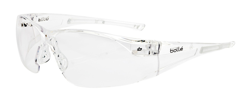 RUSHPSI BOLLE RUSH CLEAR LENS GLASSES