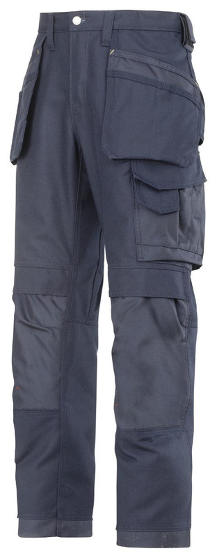 32149595S CANVAS HOLSTER TROUSER NAVY