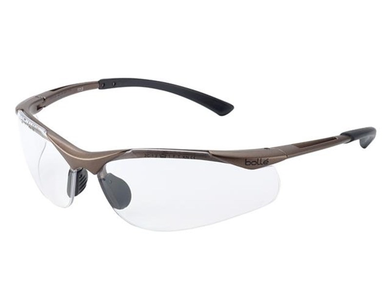 CONTPSI BOLLE CONTOUR GLASSES CLEAR