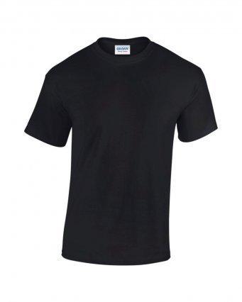 GD01/L SOFTSTYLE T-SHIRT BLACK