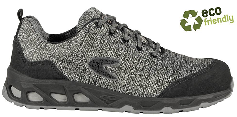 ECOLOGICAL COFRA ECOLOGICAL GREY TRAINER