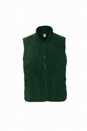51000/FG NORWAY FLEECE BODYWARMER GREEN