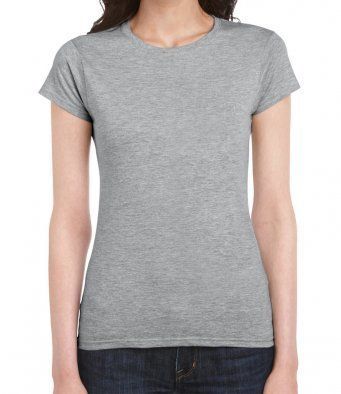 GD72/SG LADIES FITTED SPORT GREY