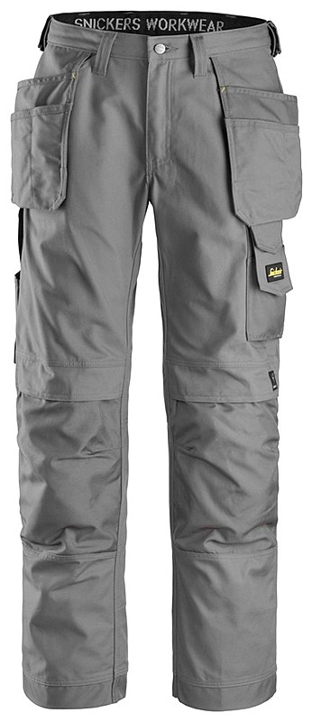32141818S CANVAS HOLSTER TROUSER GREY