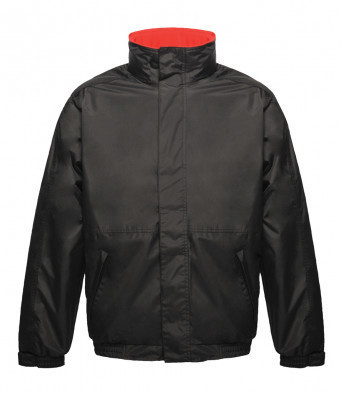 TRW297/LCD DOVER BLACK/RED JACKET
