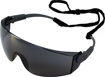 D3YD SOLOMON SMOKE SAFETY GLASSES