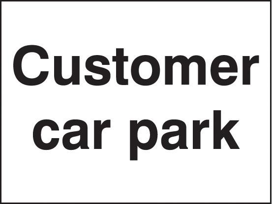 17063K CUSTOMER CAR PARK RIGID 400 X