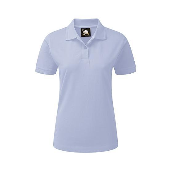 1160-10/SB LADIES WREN POLO SKY
