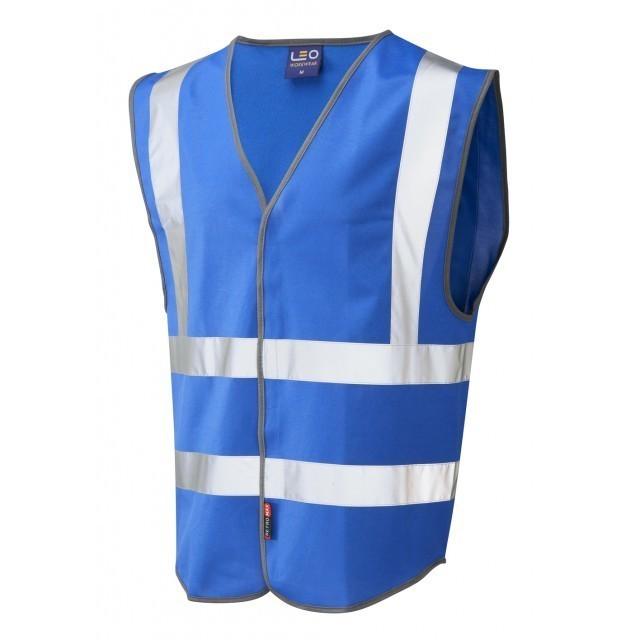 1110-ROYAL PILTON WAISTCOAT ROYAL BLUE