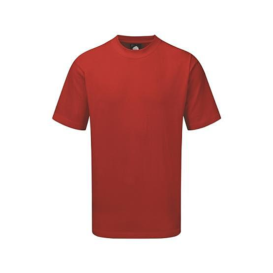 1000-05/D PLOVER PREMIUM T-SHIRT RED
