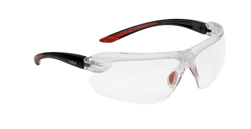 IRIDPSI3 BOLLE IRI-s GLASSES RED/BLACK