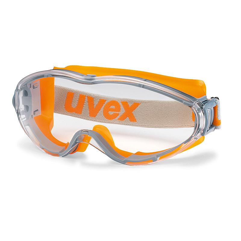 9302-245 UVEX ULTRASONIC GOGGLE CLEAR