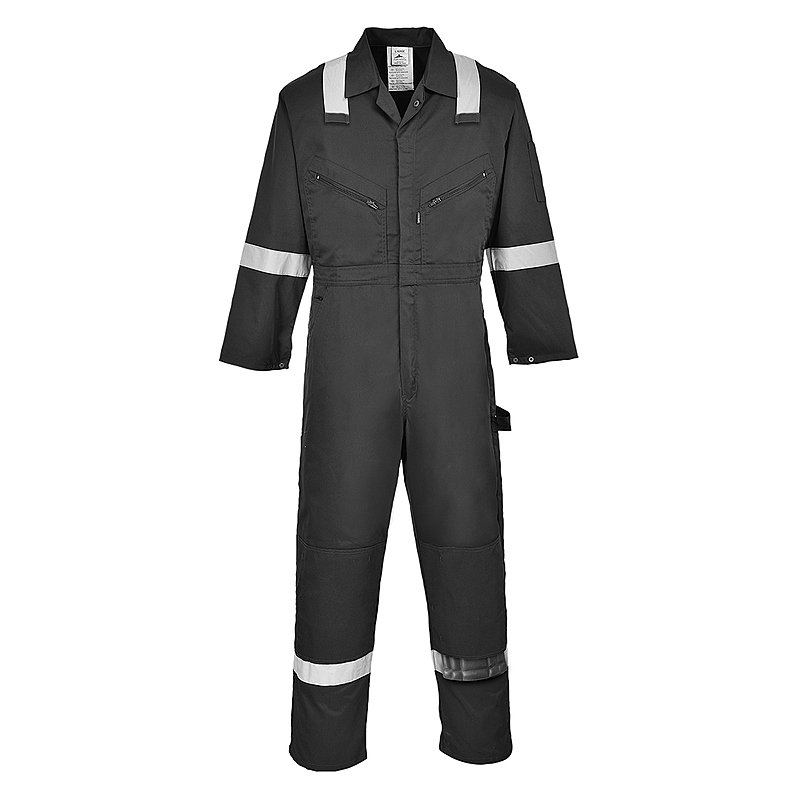F813/L IONA COVERALL BLACK