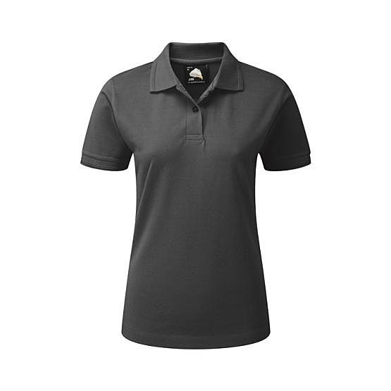 1160-10/G LADIES WREN POLO GRAPHITE